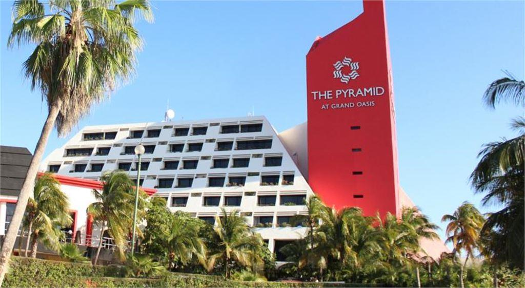 THE PYRAMID AT GRAND OASIS CANCUN 5*