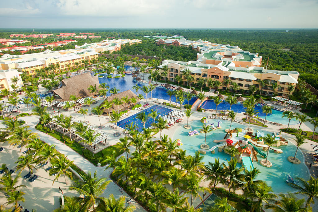 BARCELO MAYA PALACE DELUXE 5*