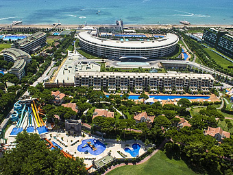 Общий вид MAXX ROYAL BELEK GOLF RESORT 5 *