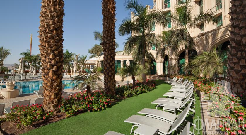 Отель HILTON QUEEN OF SHEBA 5*