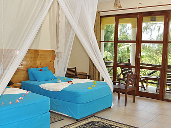 SUNSET BUNGALOWS KENDWA 3*