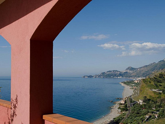 BAIA TAORMINA GRAND PALACE HOTEL & SPA 4*