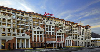 MARRIOTT KRASNAYA POLYANA 5*