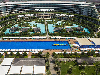 Отель MAXX ROYAL BELEK GOLF RESORT 5 *