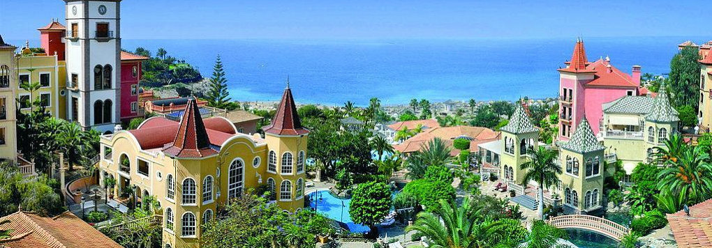 Отель GRAN HOTEL BAHIA DEL DUQUE RESORT 5*. Испания, Тенерифе.
