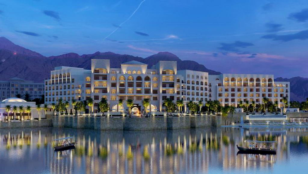 AL MANARA, A LUXURY COLLECTION HOTEL, SARAYA AQABA 5*