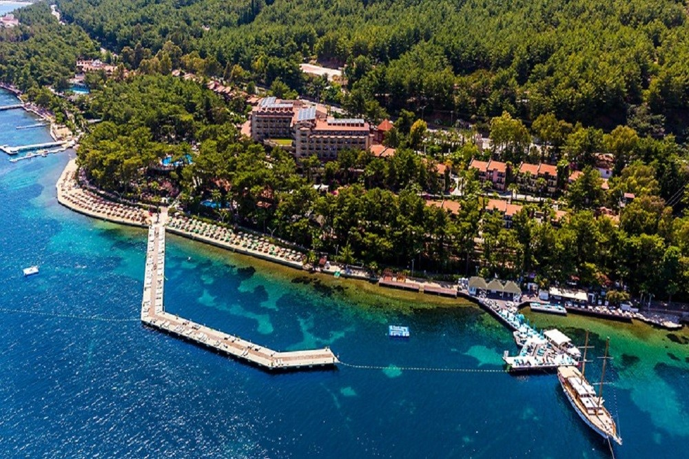 GRAND YAZICI MARMARIS PALACE 5*