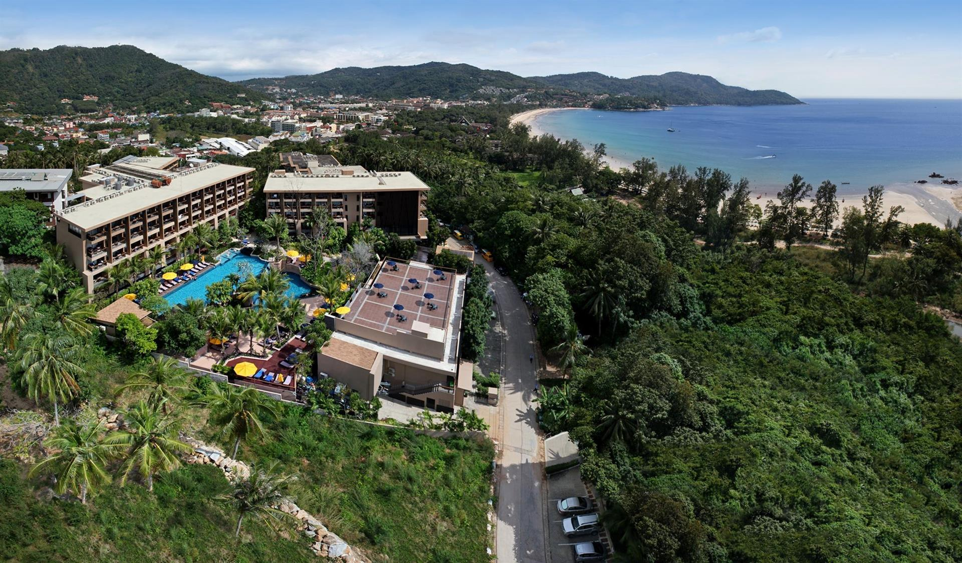 NOVOTEL PHUKET KATA AVISTA RESORT AND SPA HOTEL 5*