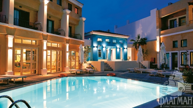 Grecotel Plaza Spa Apartments 4*, Греция, Крит.