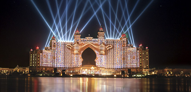 Отель ATLANTIS THE PALM 5*. ОАЭ, Палм Джумейра.