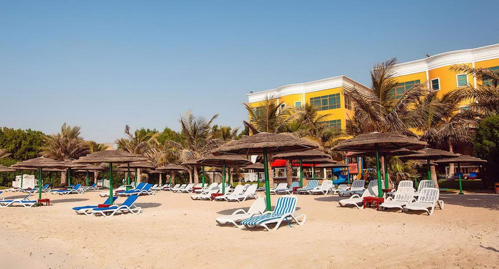 SAHARA BEACH RESORT & SPA 5*