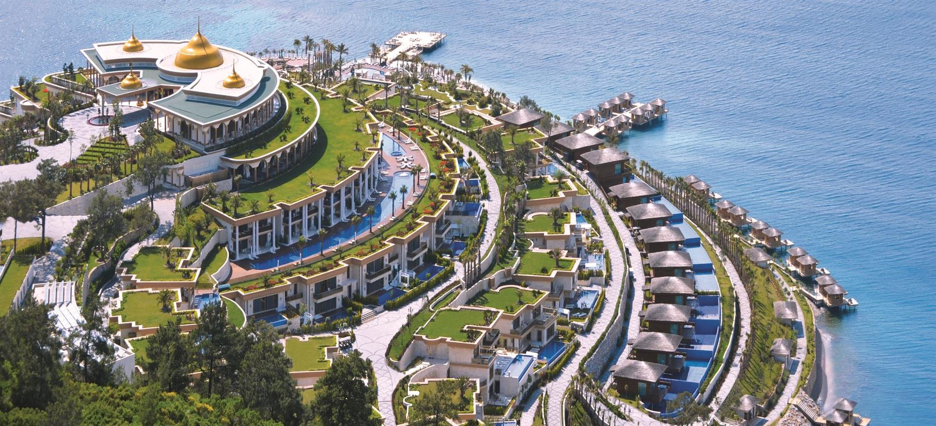 THE BODRUM BY PARAMOUNT HOTELS RESORT 5*