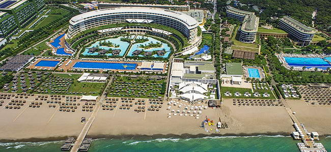 Maxx Royal Belek 5*