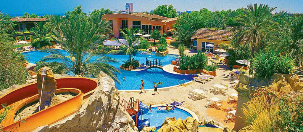 Habtoor Grand Beach Resort 5*