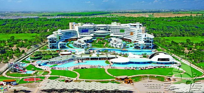 Cornelia Diamond Golf Resort 5*