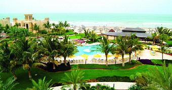 HILTON AL HAMRA FORT HOTEL & BEACH RESORT 5*