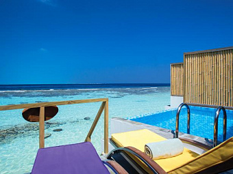OBLU BY ATMOSPHERE AT HELENGELI MALDIVES 4+*