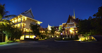 SAMUI BURI BEACH RESORT 4*