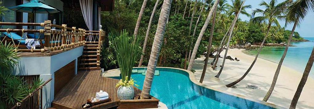 Отель FOUR SEASONS RESORT SAMUI 5 *