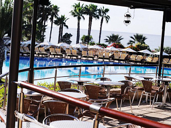 LE MERIDIEN LIMASSOL SPA & RESORT 5*