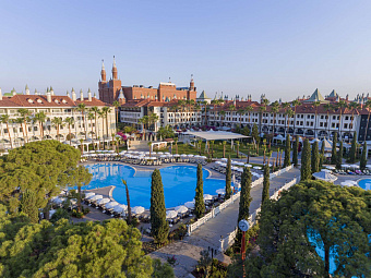 SWANDOR HOTELS & RESORTS TOPKAPI PALACE 5*