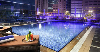 Golden Tulip Al Thanyah Hotel Apartments (Ex. COMFORT INN HOTEL APARTMENT 3*)