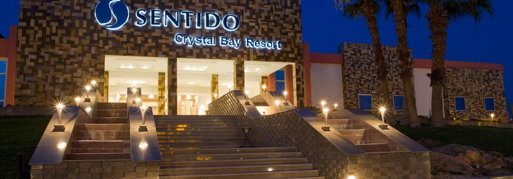 Отель SUNRISE GRAND SELECT CRYSTAL BAY 5*