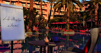 SOFITEL MARRAKECH LOUNGE & SPA 5*Deluxe