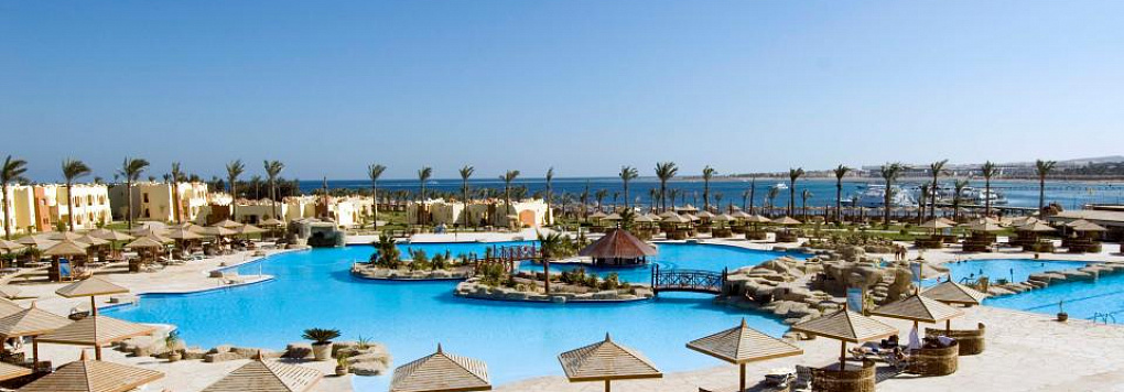Отель SUNRISE SELECT ROYAL MAKADI RESORT 5*