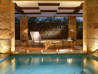 Отель GRECOTEL KOS IMPERIAL THALASSO 5* DELUXE. Royal Pavillon with Private Pool.