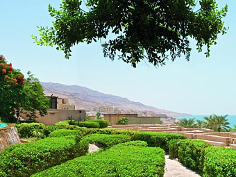 MOVENPICK RESORT & SPA DEAD SEA 5*
